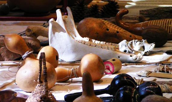 Instruments de musique primitifs